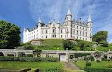 Scotland, Sutherland, Dunrobin castle