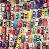 Robot Brigade Parking Lot