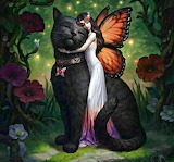 The Cat and the Fairy