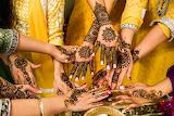 Photomanos india woman