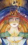 Celtic Goddess Saint Brigid by Helena Nelson-Reed