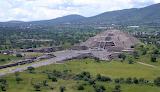 Piramide de la Luna Meso-Teotihuacan