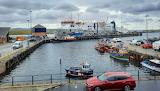 View of Stromness Harbour from the Warehouse Buildings