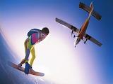 Sky-boarding-sport-plane-parashute-man-airplane-aircraft