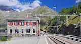 Alp Grüm railway station