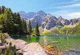 Norskie Oko, Tatra Mountains, Poland