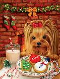 dog+christmas