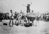Flapper-piano-band-beach