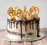 Snack bar cake