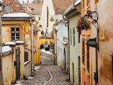 Sighisoara-Romania-