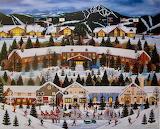 wintersport village