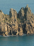 Logan Rock (Men Omborth), Treen, Cornwall