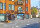 Vaasa Street View by Erkki Vainio (2011)