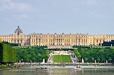 Versailles palace and its beautiful grounds