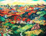 Brazilian Landscape by Marcelo Albuquerque