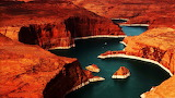 Lake Powell Reservoir Colorado River