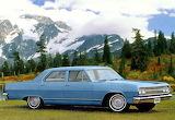 1965 Chevrolet Chevelle Deluxe 4-door Sedan