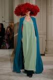 Green Dress and Coat