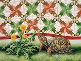 quilt-art-turtles