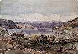 Ha Ha Bay, Saguenay, Quebec by Sir Edmund Walker, ca. 1859