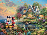 Mickey's Enchanted Cottage