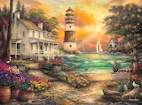 Cottage by the Sea - Chuck Pinson