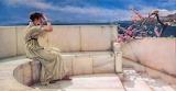 Lawrence Alma Tadema, Expectations, 1885