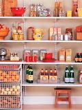 #Pantry Shelves