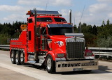 Heavy Recovery Tow Truck