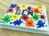 Ben's cake @ Resch's Bakery