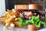 Bucks Brotherton Burger Galveston
