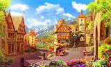 ☺♥ Mountain village...