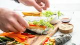 Vegan handroll-Sushi