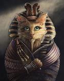 King Tutankameow