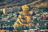 St. Trinity Cathedral, Tbilisi, Georgia