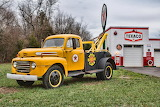 Classic Ford Tow Truck