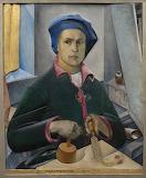 Ludomir Sleńdziński, Autoportret, 1926