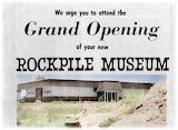 #MuseumMomentsMW Rockpile Museum Grand Opening