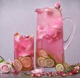 Limonada de rosas