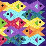Fish-quilt