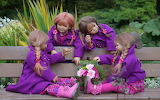 dolls in a German park