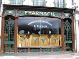 Art Nouveau Shopfront  France
