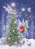 fairy-christmas