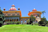 Monserrate Park and Palace Portugal