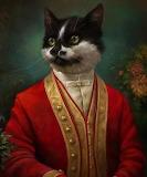 Regal Cat