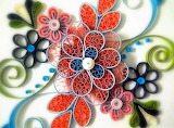 beehive quilling