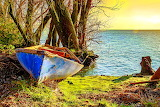 Boat, Hungary