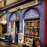 Old Town Bookshop Edinburgh Scotland