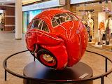 Compact VW, Amsterdam Art