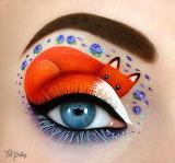 Red Fox Eye